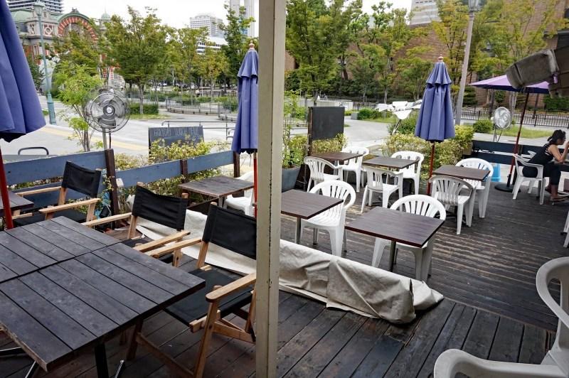 Garb terrace seat1a