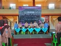 Pelantikan Dewan Ambalan Brawijaya 2017/2018