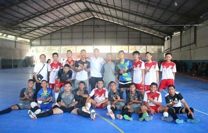 Lomba Futsal Smanesa 2018