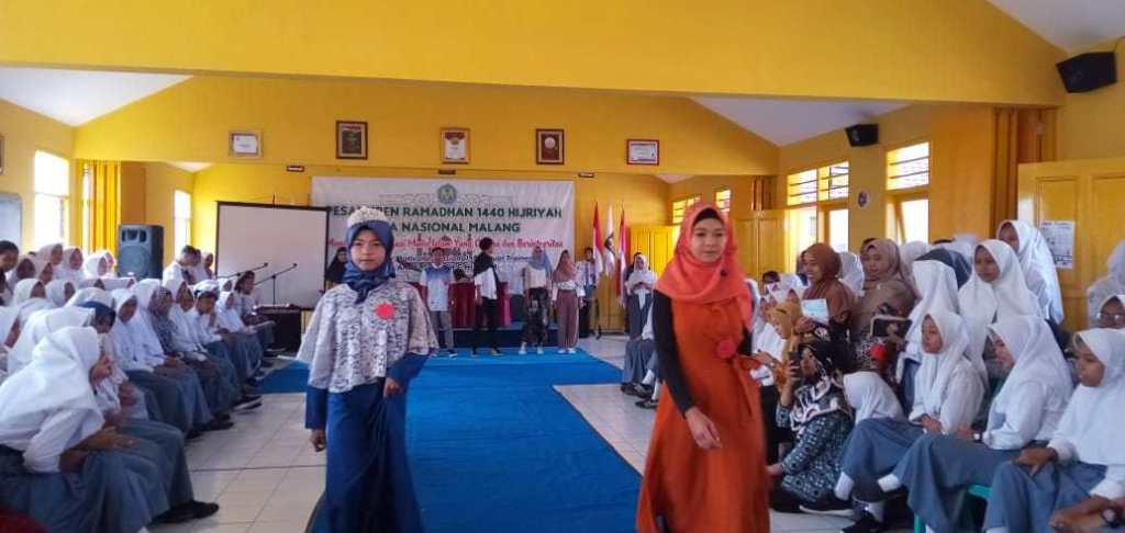 Classmeeting of SMANAS Blasted to Heaven 14