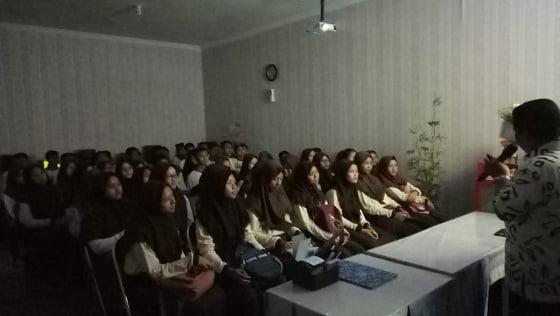 Ratusan Siswa SMP Negeri Berburu Kursi PPDB di SMANAS 1