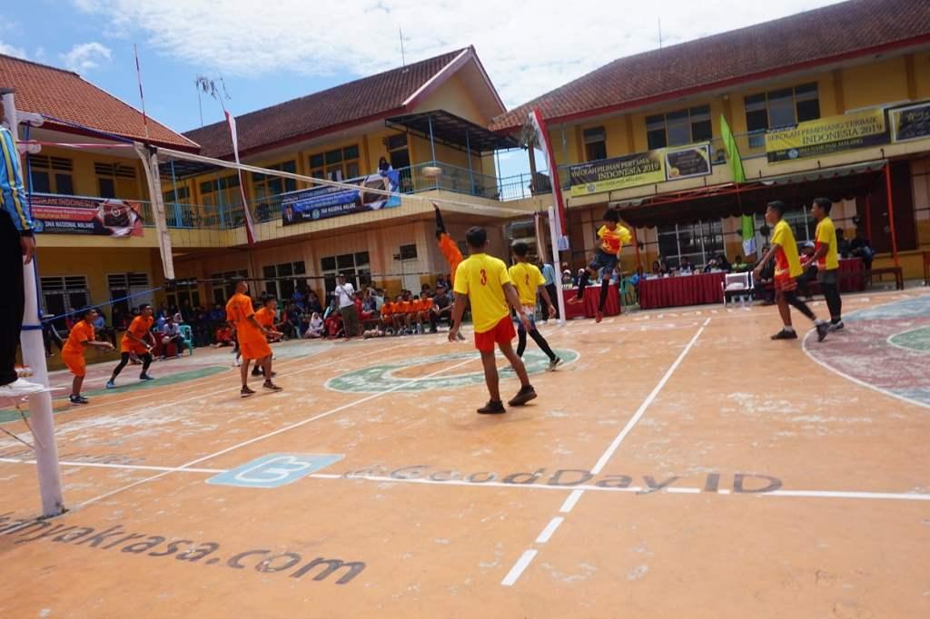 Babak Perempat Final SMANAS Cup 2020 9