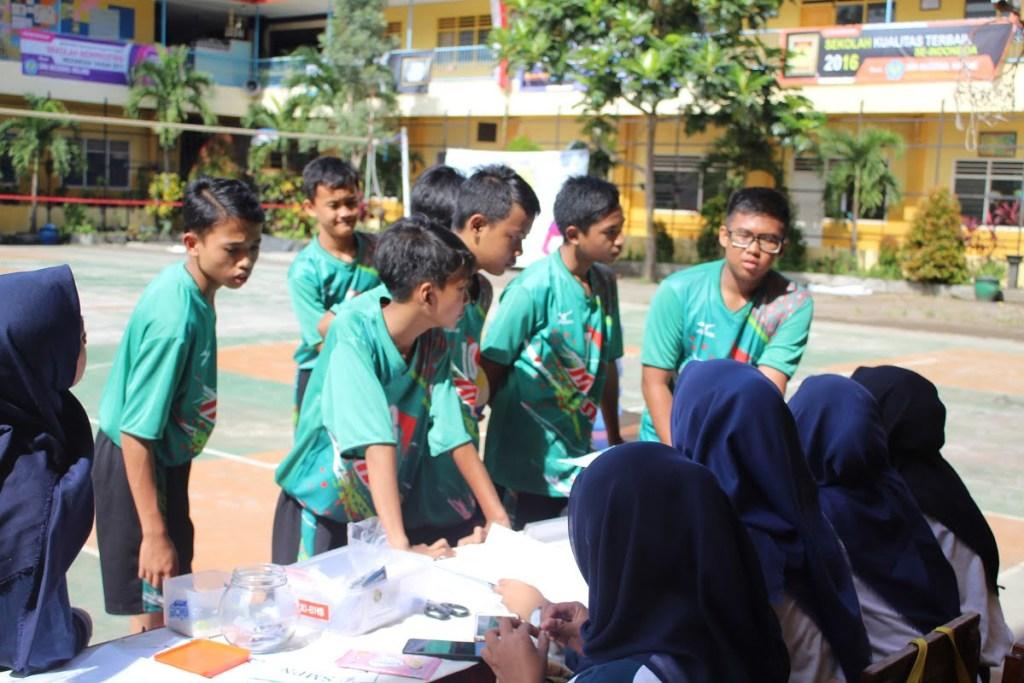 Babak Perempat Final SMANAS Cup 2020 13