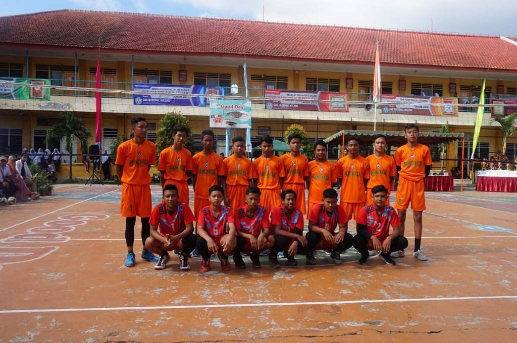 Perjuangan Empat Tim di Babak Semifinal SMANAS Cup 2020 3