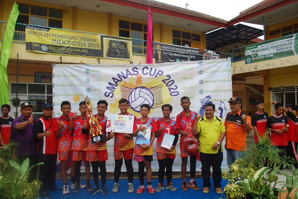 We Are The Champion, Final SMANAS CUP 2020 10
