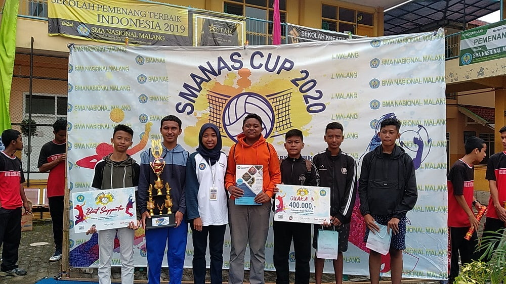 We Are The Champion, Final SMANAS CUP 2020 7