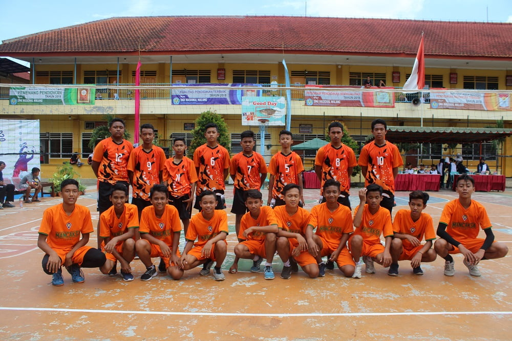 We Are The Champion, Final SMANAS CUP 2020 1
