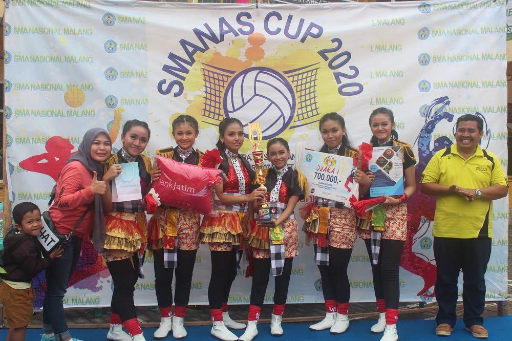 Gerakan Energik Iringi Peserta SMANAS Dance Competition 2020 12