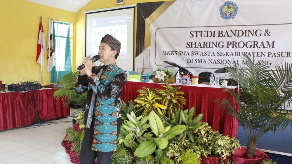 Studi Banding dan Sharing Program dengan MKKS Swasta Kabupaten Pasuruan 4
