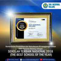 The Best School of The Year 2018