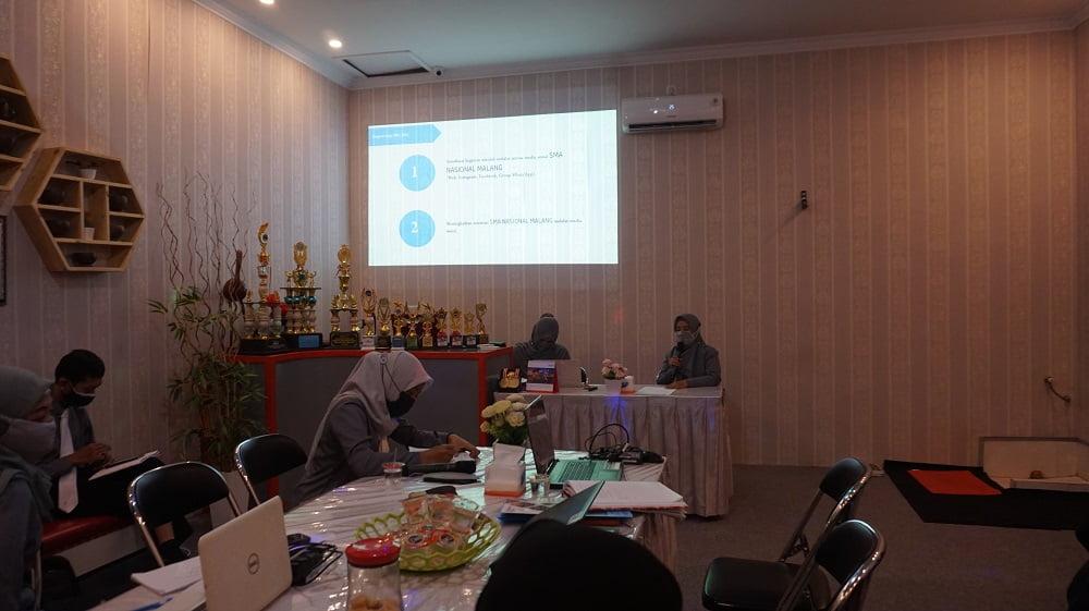 SMANAS Selenggarakan Rapat Awal Tahun Ajaran 2021-2022 3