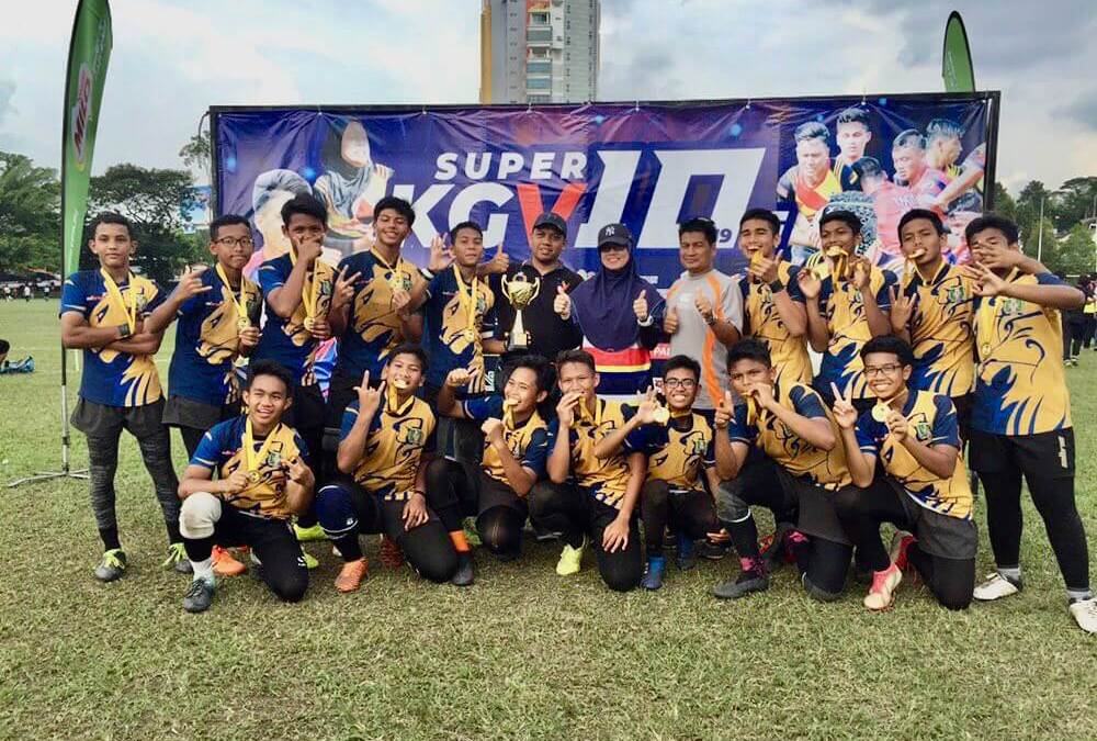 International School Rugby Tournament Super KGv10s