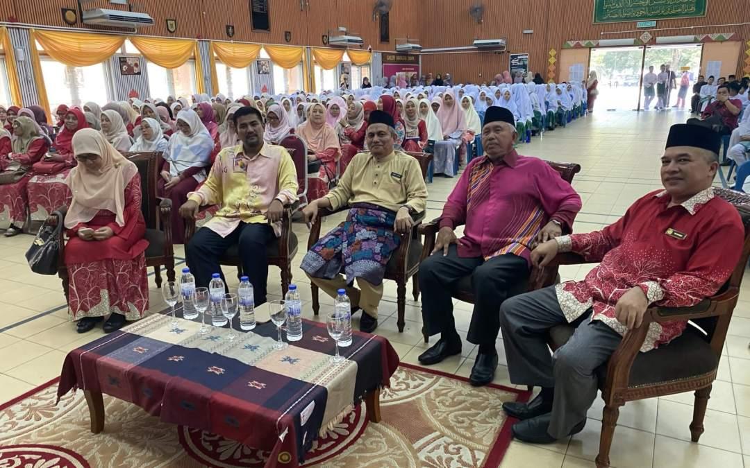 Majlis Perpisahan Tuan Pengetua