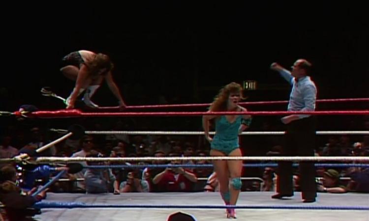 wrestlemania 1 richter vs kai