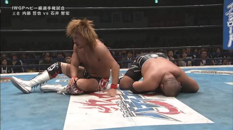 njpw wrestling dontaku tetsuya naito vs tomohiro ishii