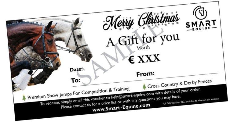 Smart Equine Gift certificate