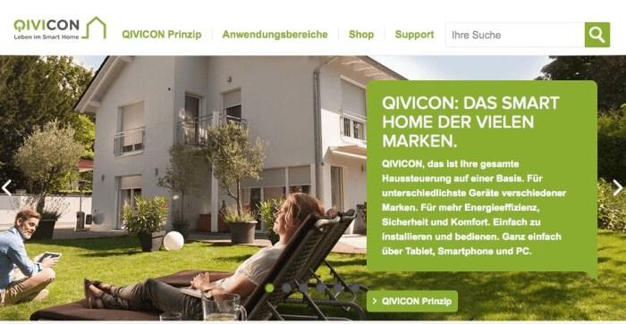telekom will qivicon f r entwickler interessant machen smart home system. Black Bedroom Furniture Sets. Home Design Ideas