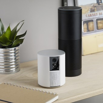 Somfy One + Alexa