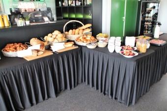 smartijs ontbijtbuffet
