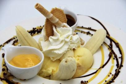 smartijs - ijscoupe bananasplit speciaal
