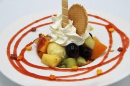 smartijs - ijscoupe vers fruit