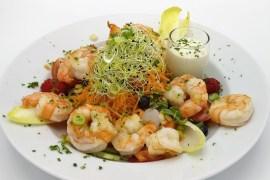 smartijs - salade scampi