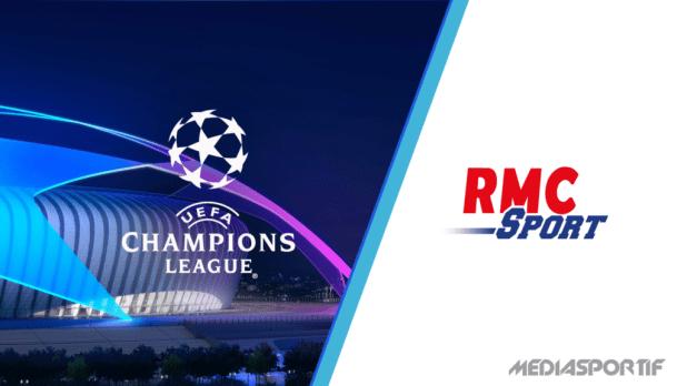 champions league 2020-2021 programme tv télévision smart iptv calendrier téléfoot RMC Sport