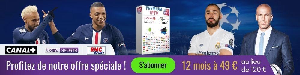 IPTV RMC Sport Champions League