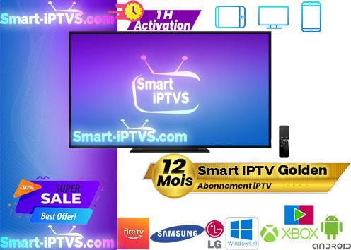 Abonnement DuplexPlay iPTV Golden / duplex iptv golden
