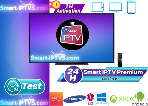 Test Smart iPTV