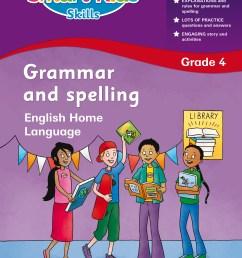 Smart-Kids Skills Grammar and Spelling Grade 4   Smartkids [ 3508 x 2480 Pixel ]