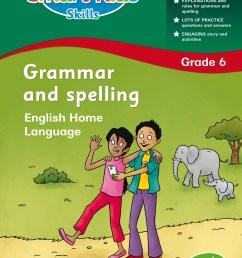 Smart-Kids Skills Grammar and Spelling Grade 6   Smartkids [ 3508 x 2480 Pixel ]
