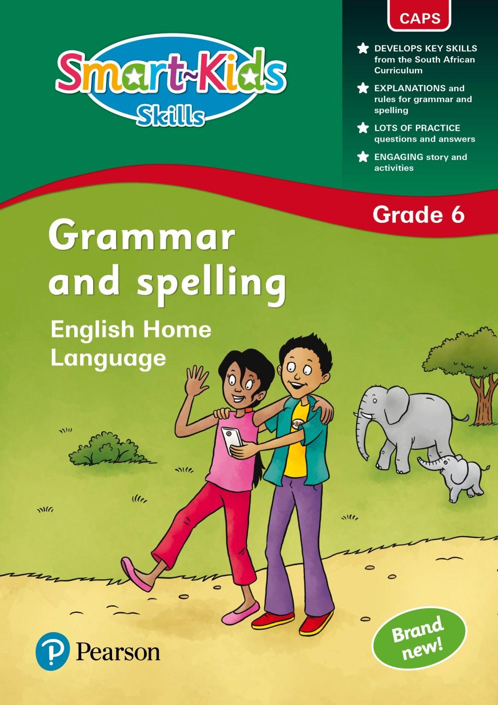 medium resolution of Smart-Kids Skills Grammar and Spelling Grade 6   Smartkids