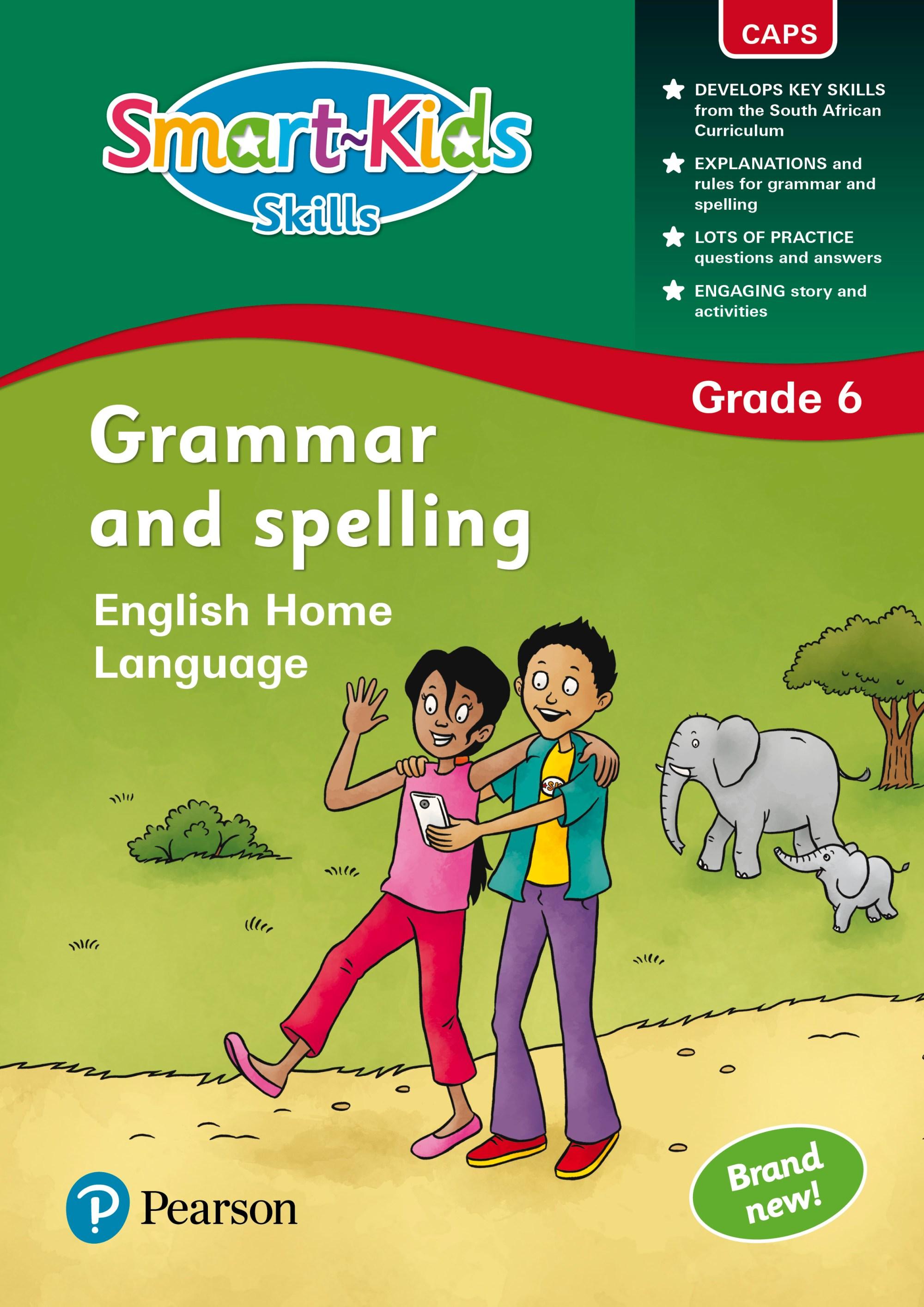hight resolution of Smart-Kids Skills Grammar and Spelling Grade 6   Smartkids