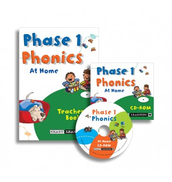 Phase 1 Phonics Disc 1  At Home