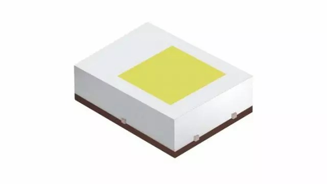 LED Samsung iluminacin automotriz con encapsulado escala
