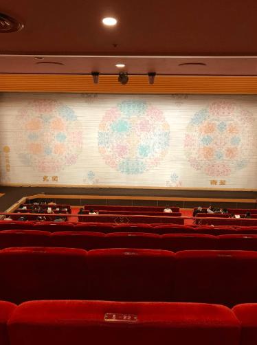 2階席(S席)の見え方の画像