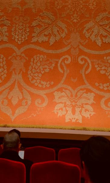 1階席の見え方の画像