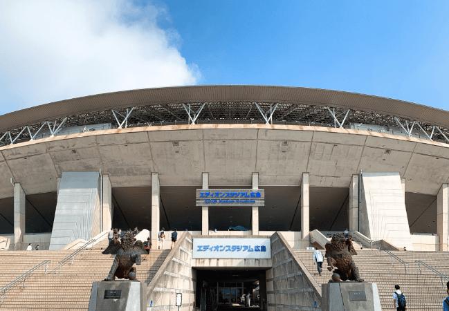 エディオンスタジアム広島の座席表のキャパや見え方を画像付きで紹介!おすすめの席はどこなの?