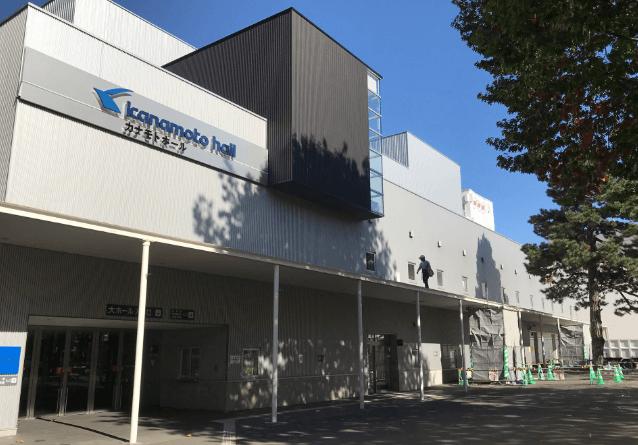 札幌市民ホール(カナモトホール)の座席表のキャパや見え方を画像で紹介!見やすさはどうなの?