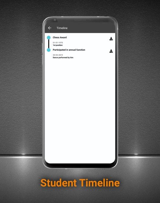 Smart School Android App - Mobile Application for Smart School - 20