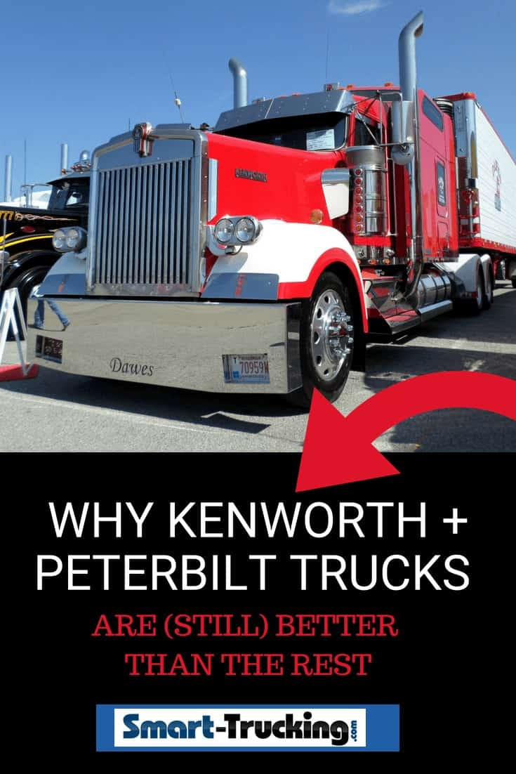 Peterbilt Trucks For Sale By Owner : peterbilt, trucks, owner, Kenworth, Peterbilt, Trucks, (Still), Better