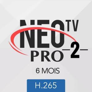 Neo Pro H265 - Abonnement NEOTV PRO2 code 12mois