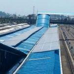 Solar Powered Railways