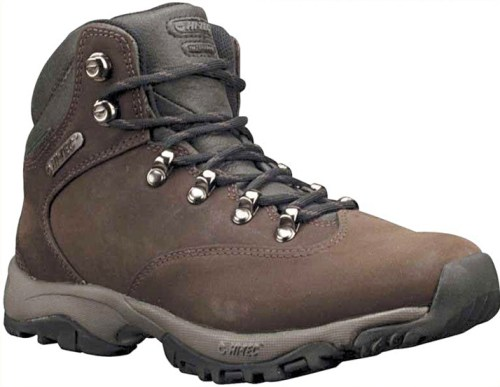 Hi-Tec hiking shoes