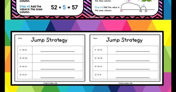 Jump Math Multiplication Worksheets 8