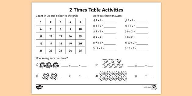 Math Worksheets Grade 1 Printable