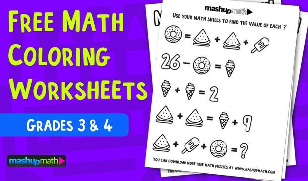 Multiplication Worksheets For Grade 3 Icse
