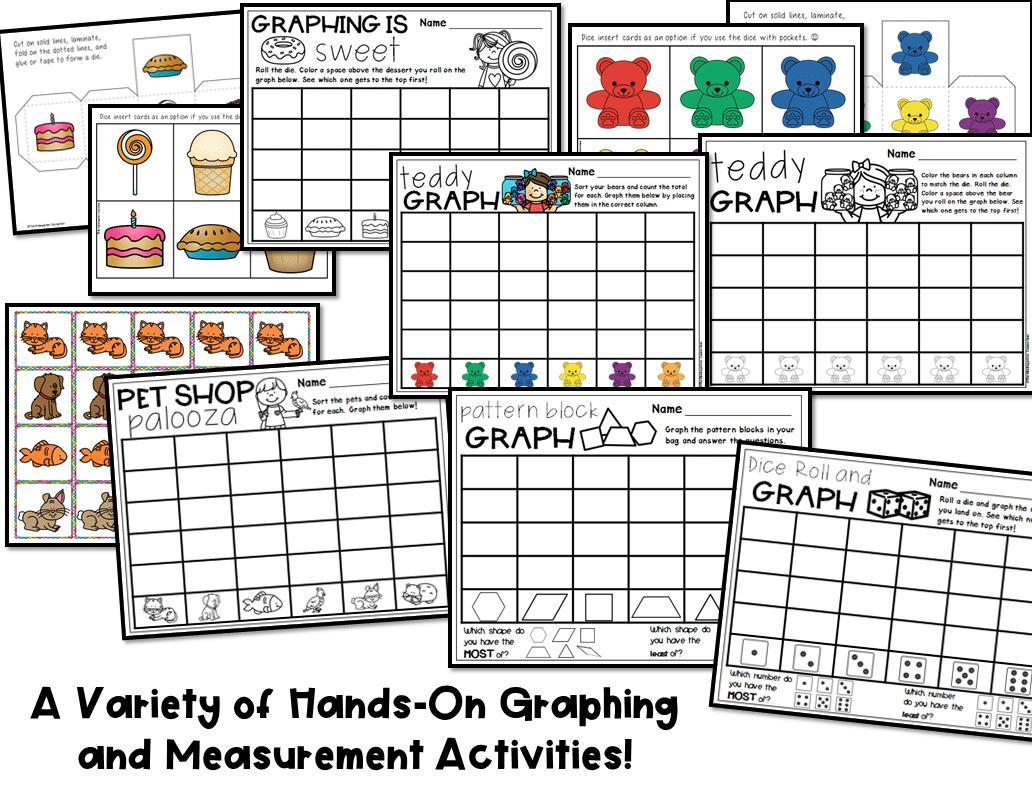 Free Preschool Graphing Worksheets