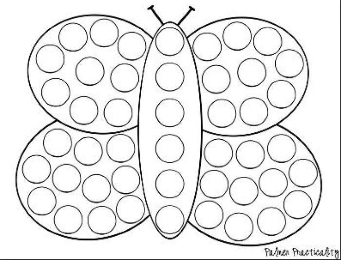 Free Preschool Worksheets Dot To Dot